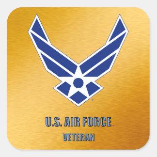 U.S. Etiqueta do veterano da força aérea