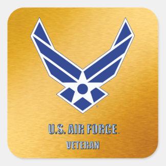 U.S. Etiqueta do veterinário da força aérea