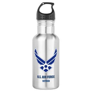 U.S. Garrafa de água aposentada força aérea