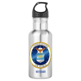 U.S. Garrafa de água do veterano da força aérea