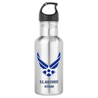 U.S. Garrafa de água do veterinário da força aérea