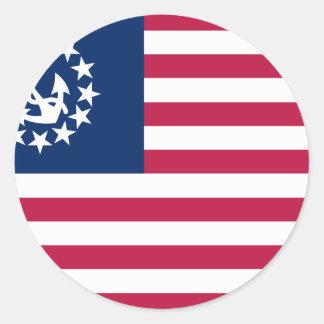 U.S. Iate Adesivo