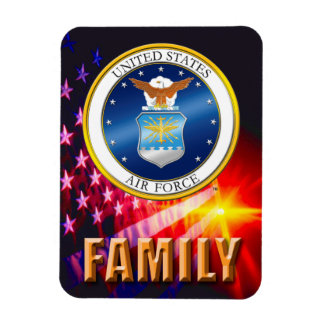 U.S. Ímã flexível da foto da força aérea