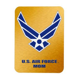 U.S. Ímã flexível da foto da mamã da força aérea
