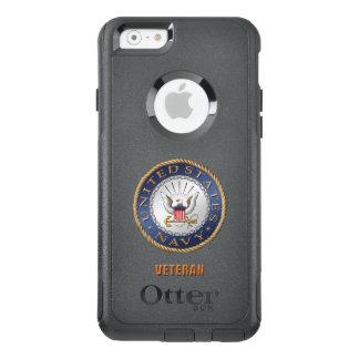 U.S. iPhone do veterano do marinho & exemplo de