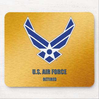 U.S. Mousepad aposentado força aérea