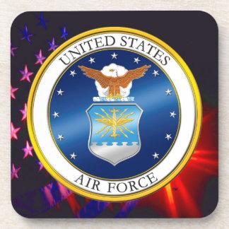 U.S. Porta copos plástica dura da força aérea