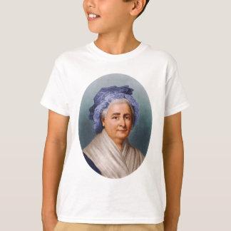 U.S. Primeira senhora Martha Dandridge Custis Camiseta