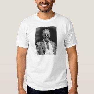 U.S. Riso do presidente Theodore Teddy Roosevelt Tshirts