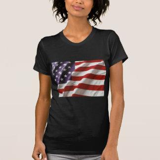 U.S. T-shirt da bandeira