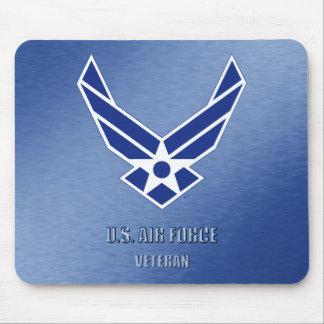 U.S. Veterano Mousepad da força aérea