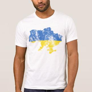 Ucrânia afligiu a camisa