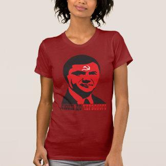Ucrânia Yanukovich T-shirts