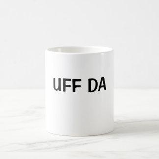 UFF A DINAMARCA CANECA