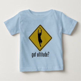 Ultitude obtido? camiseta para bebê