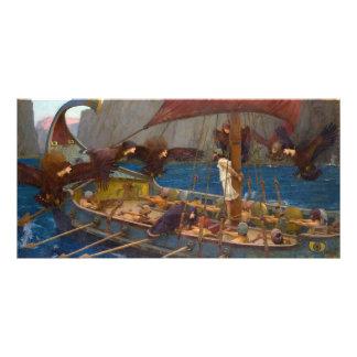 Ulysses e as sirenes por John William Waterhouse Artes De Fotos