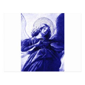Um anjo cartão postal