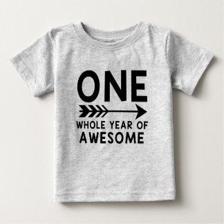 UM ano inteiro de camisa IMPRESSIONANTE!