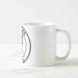 Um ato da caneca de café do desafio