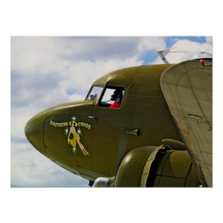 Um avião nomeado cruz do sul poster