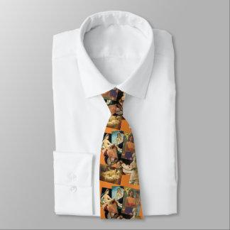 Um Bevey das belezas Gravata