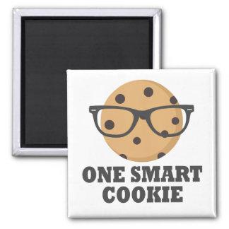Um biscoito esperto imã