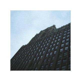 Um bocado do photoart de CricketDiane New York da  Impressão De Canvas Envolvidas