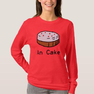 Um bolo camiseta