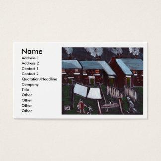 Um BOM DIA DE SECAGEM, nome, endereço 1, endereço Cartão De Visitas