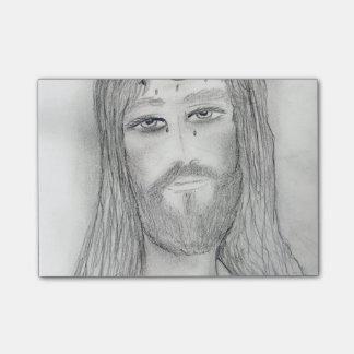 Um bom Jesus Post-it Note