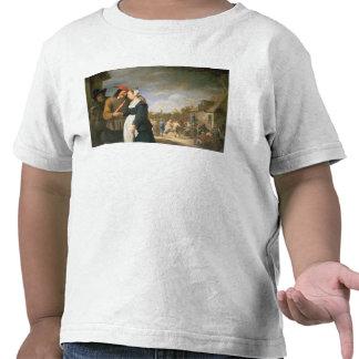 Um casamento do camponês, 1648 camisetas