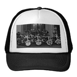 Um chapéu para comemorar sua bicicleta nova boné