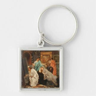 Um coletor das imagens na altura de Augustus, 1 Chaveiro