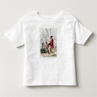 Um condenado na colônia penal de Toulon Tshirts