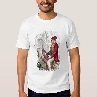 Um condenado na colônia penal de Toulon T-shirt