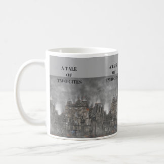 Um conto da caneca de café de duas cidades