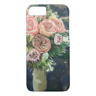 Um de um buquê floral amável mim capa de telefone