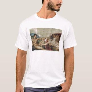 Um deus curioso.   camisa ateu