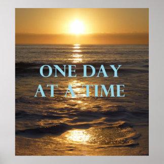 Um dia de cada vez poster