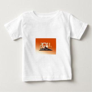 Um dia dos 2014 felizes anos novos camisetas