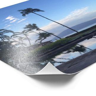 Um dia em Maui Impressão De Foto