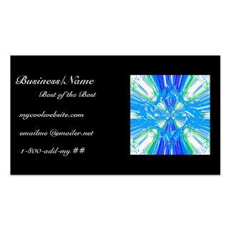 Um diamante para você cartão de visita