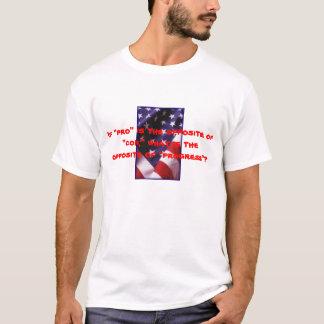 Um engodo real camiseta