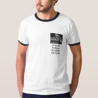 Um funk acima do resto camiseta