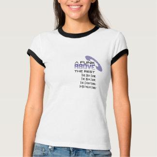 Um funk acima do resto - senhoras tshirt