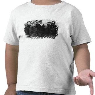 Um grupo de bombardeiro de Lancaster Camiseta