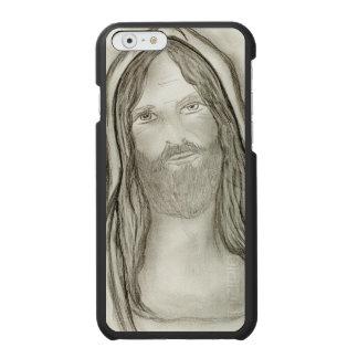 Um Jesus solene Capa Carteira Incipio Watson™ Para iPhone 6