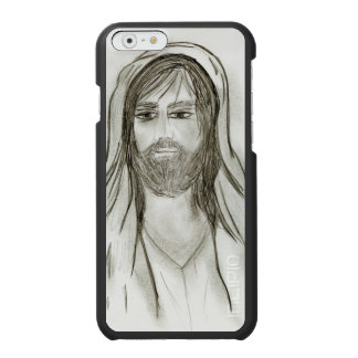 Um Jesus vestido com robe Capa Carteira Incipio Watson™ Para iPhone 6
