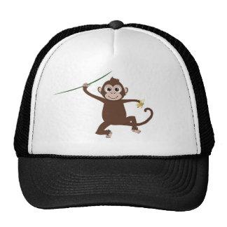 Um macaco pequeno para seu macaco pequeno boné