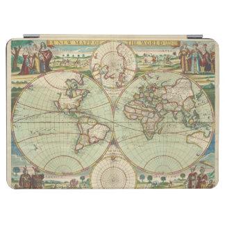 Um mapp novo do mundo - atlas capa para iPad air